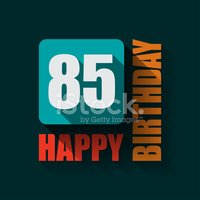 80 Plus Years,Birthday,Cong...
