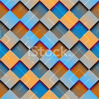 Abstract,Geometric Shape,Ch...