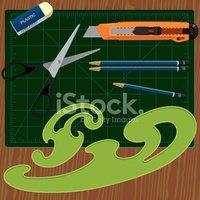 Work Tool,Ruler,Cutting Mat...