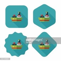 Large,Container,Shipwreck,I...