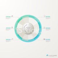 Infographic,Circle,Abstract...