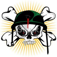 Armed Forces,Skull and Cros...