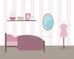 Domestic Room,Bed,Indoors,C...