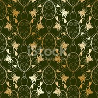 Seamless,Flower,Pattern,Mod...