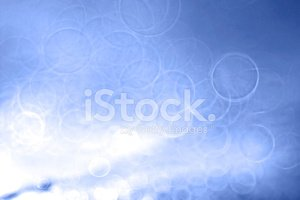 Abstract,Blue,Defocused,Il...