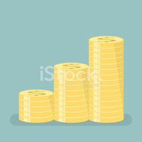 Coin,Stack,Ilustration,Symb...
