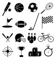 Bowling,Vector,Symbol,Rugby...