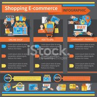 Infographic,Store,Retail,Sh...