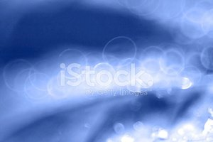Abstract,Blue,Defocused,Rai...