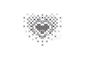 Cross-Stitch,Pattern,Love,S...