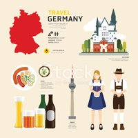 Infographic,Berlin,Flat,Map...