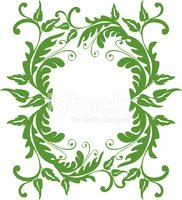 flourishes,Floral Pattern,S...