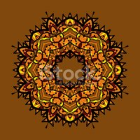 Shape,Abstract,Ornate,Circl...