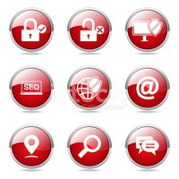 Red Buttons,Symbol,Icon Des...