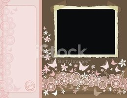 Pink Color,Scrapbook,Backgr...