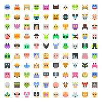 8-bit,Collection,People,Sym...