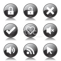 Icon Set,Healthcare And Med...