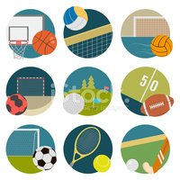 Football,Flat,Handball,Ball,S…