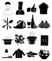 Ilustration,Cooking,Menu,Wa...