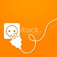 Electric Plug,Outlet,White,...