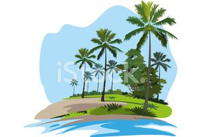 Outdoors,Tree,Island,Water'...