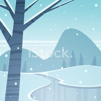 Winter,Pine,Tree,Snowflake,...