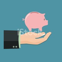 Coin Bank,Pig,Business,Conc...