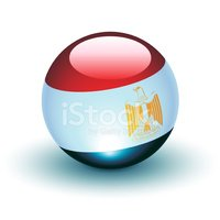 Egyptian Flag,Flag,Sphere,S...