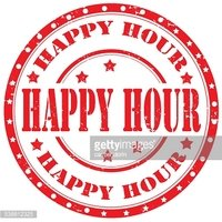 Happy Hour-stamp