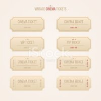 Ticket,Coupon,Label,Ilustra...