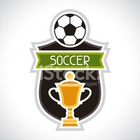 Soccer,Ribbon,Label,Scroll,...