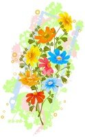 Bouquet,Flower,Colors,Stem,...