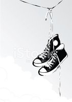 Hanging Shoes
