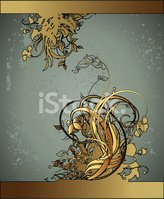 Floral Pattern,Shape,Backgr...