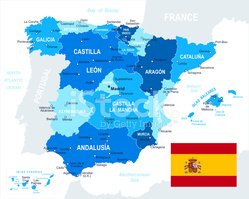 Catalonia,Madrid,Seville,Ge...