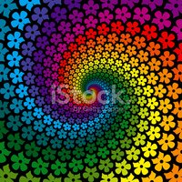 Rainbow,Spiral,Backgrounds,...