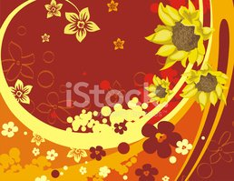 Sunflower,Design,Vector,fol...