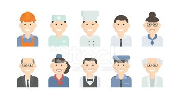 Vector,Doctor,People,Chef,M...