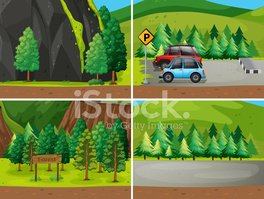 Series,Collection,Forest,Ou...