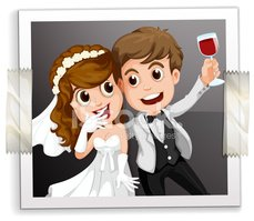 Sign,Wedding,Romance,Vector...