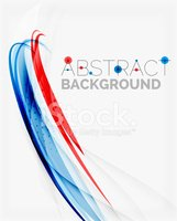 Blue,Abstract,Red,Vector,Ba...
