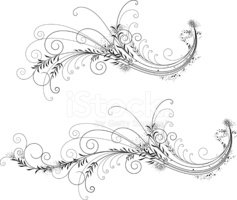 Swirl,Line Art,Ornate,Grace...
