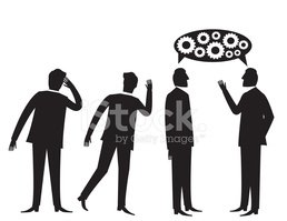 Discussion,Business Convers...