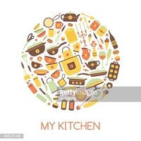 Kitchen,Inside,Equipment,Wo...