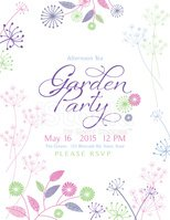 Invitation,Purple,Celebrati...