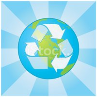 Recycling Symbol,Earth,Recy...