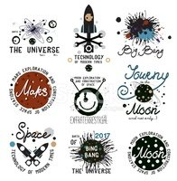 Space,Science,Ilustration,T...