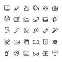 Icon Set,Computer Icon,Symb...