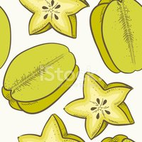 Vector,Star - Space,Fruit,S...
