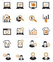 Icon Set,Symbol,Strategy,Or...